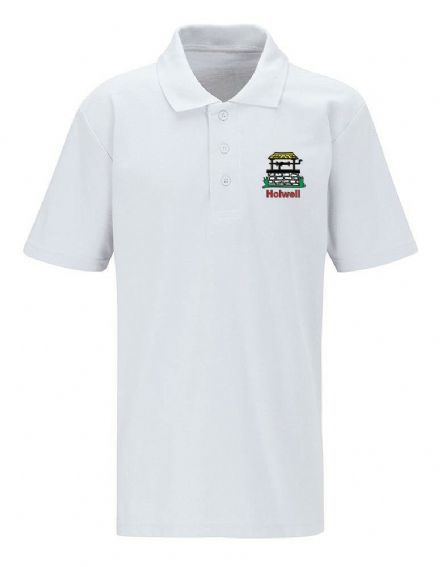 Holwell White Polo
